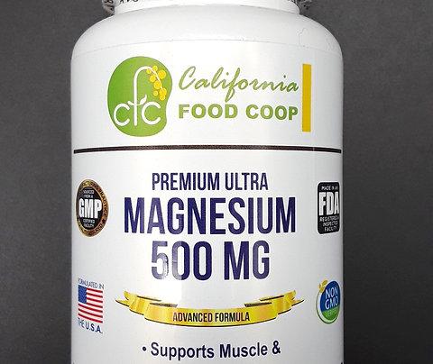 마그네슘, Magnesium (500MG)