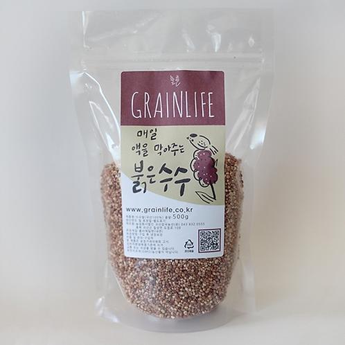 국산 찰수수쌀(500g)