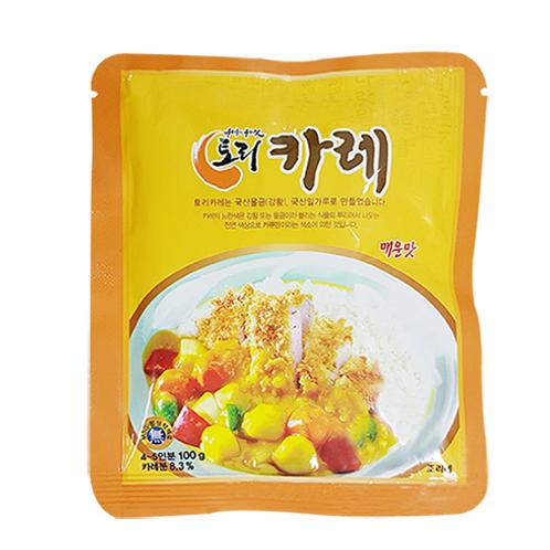 토리카레(매운맛)