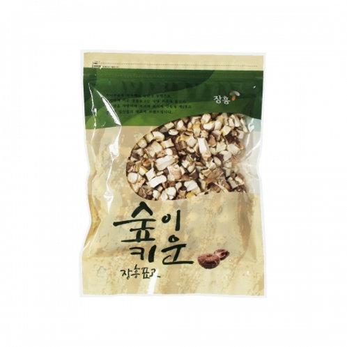 장흥 깍두기 표고버섯