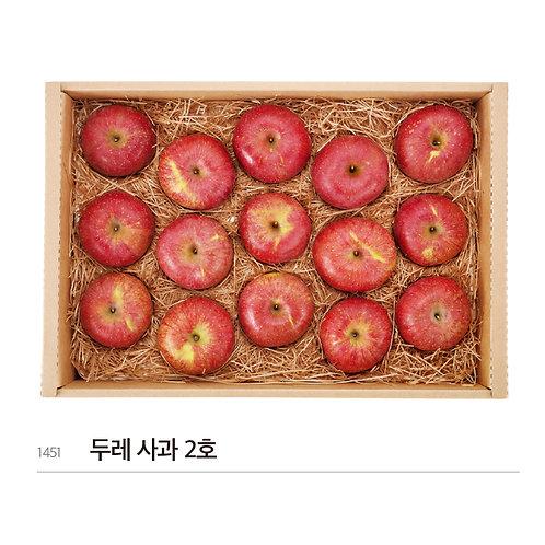 두레 사과 2호
