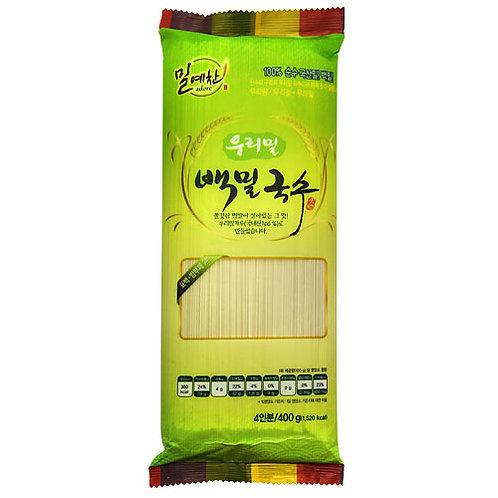 우리밀 백밀국수 (400g)