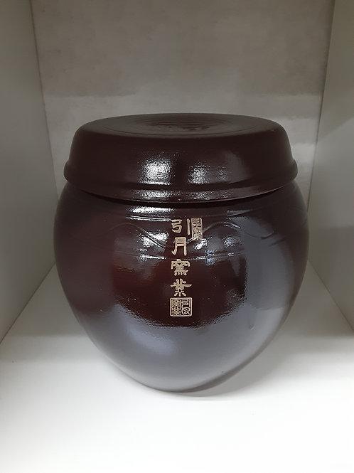 인월 옹기 쌀독 (3.5리터)
