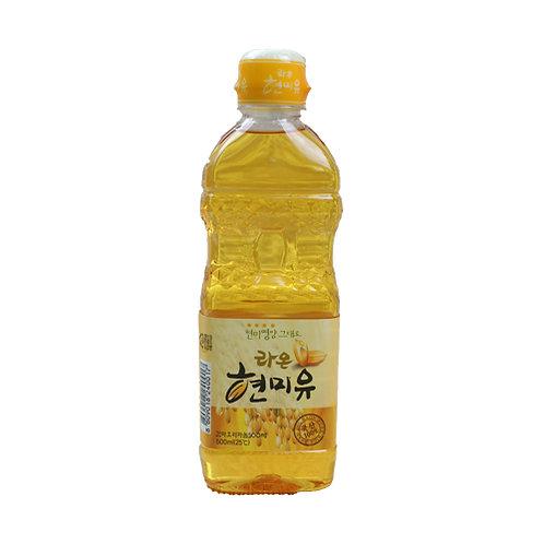 현미유 (500ml)