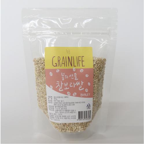 국산 찰보리쌀(1Kg)