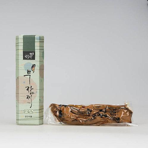 맛들찬 무장아찌 (500g)