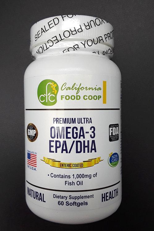 오메가-3 (EPA/DHA)