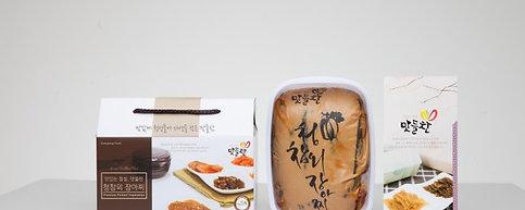맛들찬 청참외장아찌(2kg)