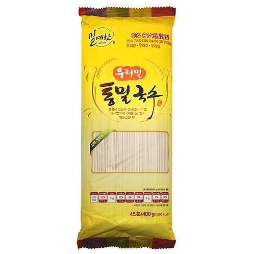 우리밀 통밀국수 (400g)