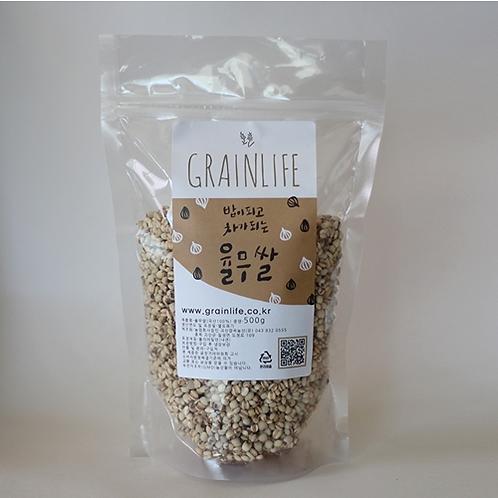 국산 율무쌀(500g)