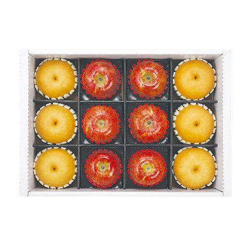 두레 사과, 배모음 1호