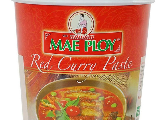 MAE PLOY RED CURRY PASTE (400G)
