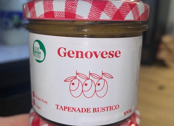 GENOVESE TAPENADE RUSTICO (100G)