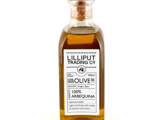 LILLIPUT EXTRA VIRGIN OLIVE OIL 100% ARBEQUINA