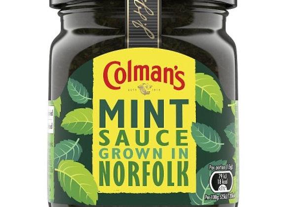 COLMANS MINT SAUCE (165G)