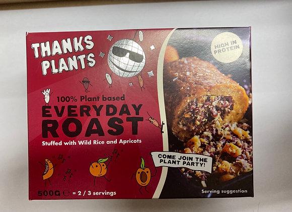 THANKS PLANTS 100% PLANT BASED EVERYDAY ROAST