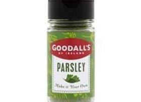GOODALLS PARSLEY (DRIED)