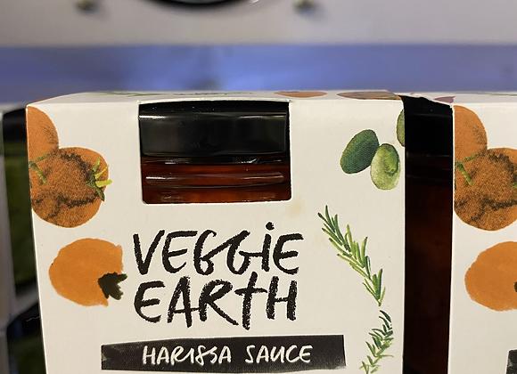 VEGGIE EARTH VEGAN HARISSA SAUCE (100G)