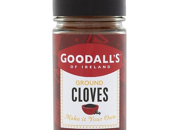 GOODALLS GROUND CLOVES (35G)