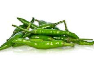 GREEN CHILLI THAI  100G