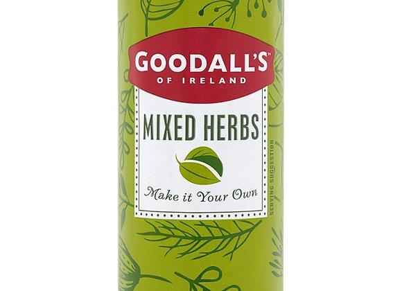 GOODALLS MIXED HERBS (DRIED)
