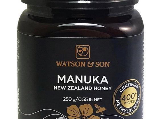 MANUKA HONEY   ( 400+ )