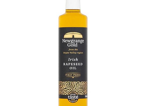 NEWGRANGE GOLD IRISH RAPESEED OIL (500ML)