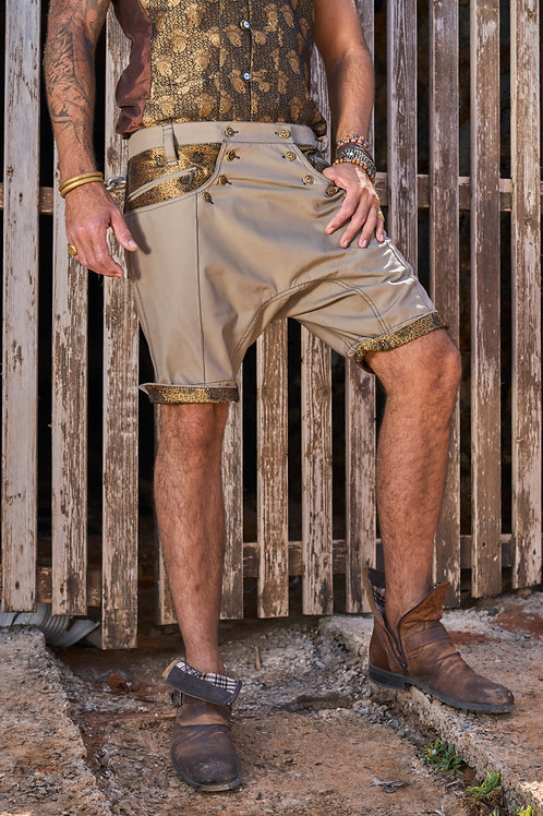 Camel&Gold Ibiza Shorts