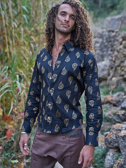 Black&Gold Classic Shirt ll