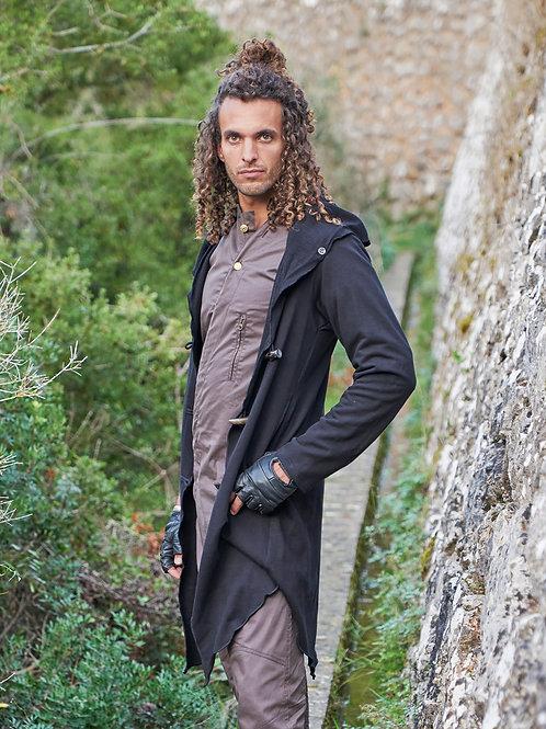 Unisex Black Cobra Jacket