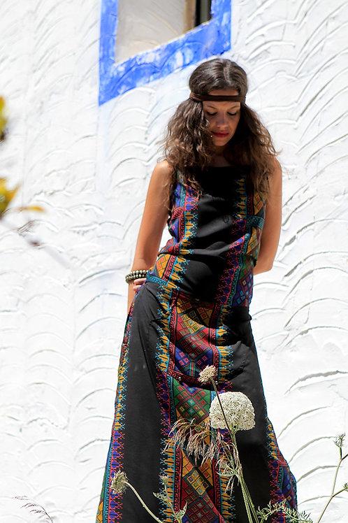 Black Nattaka dress