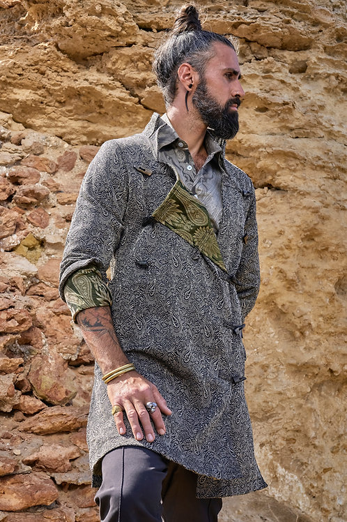 Brocade Kurta Jacket