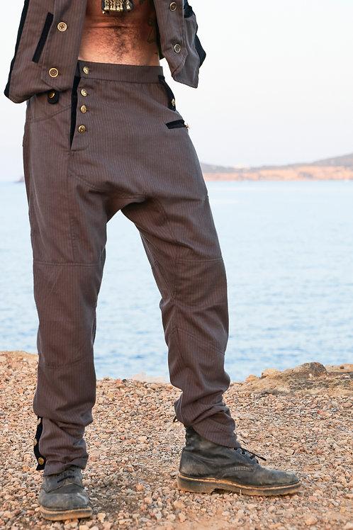 Pinstripe Nattaka Pants