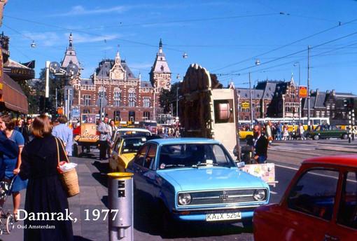Damrak, 1977.