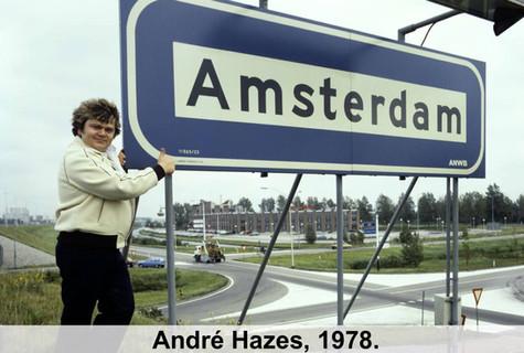 Andre Hazes, 1978.