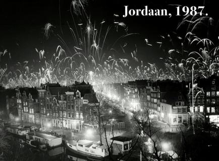 Oud & nieuw Jordaan Amsterdam, 1977.