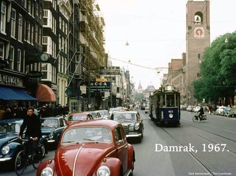 Damrak, 1967.