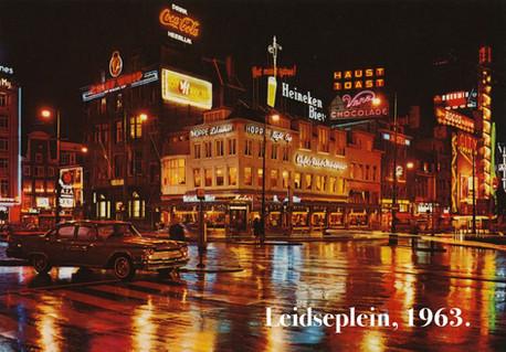 Leidseplein, 1963.