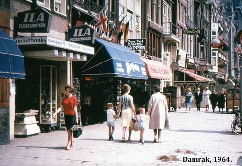 Damrak, 1964.
