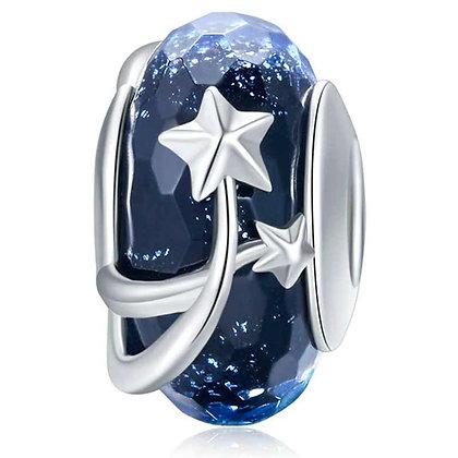 Charm Blue Star