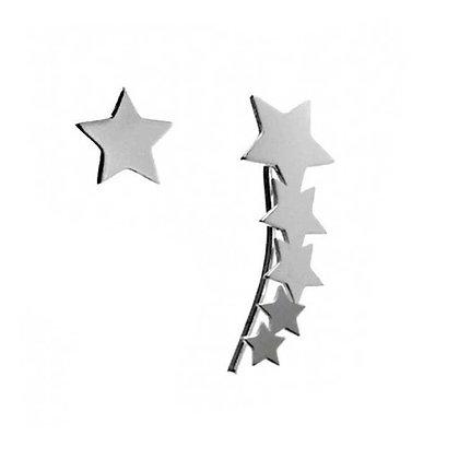 Pendientes Trepadores Estrellas