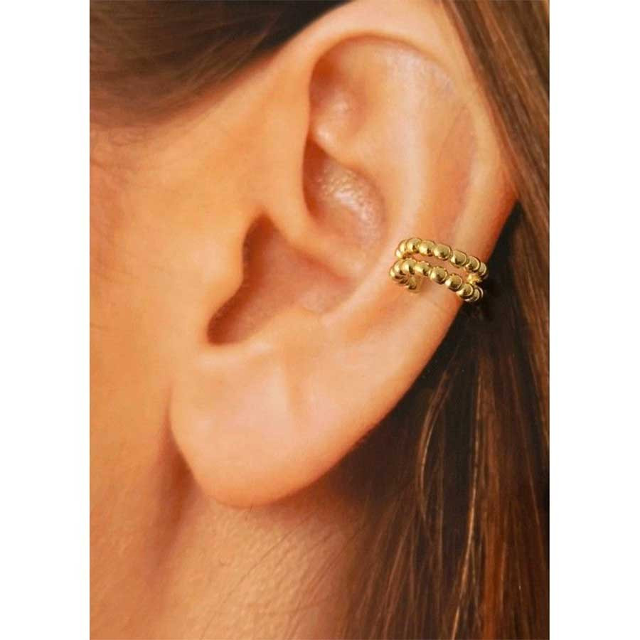 ear cuff oro