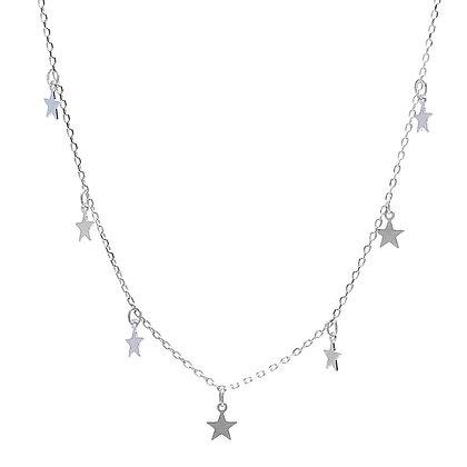 Gargantilla 925 Estrellas