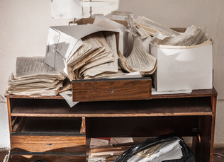 Eliminate Paper Clutter Today