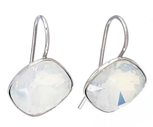 Rhombus White Opal