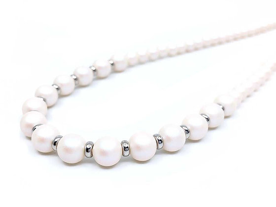 Collar Ring Pearl