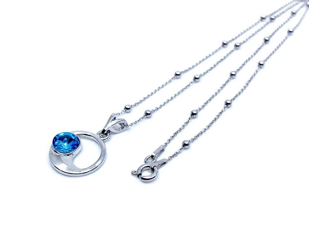 collar de plata 925