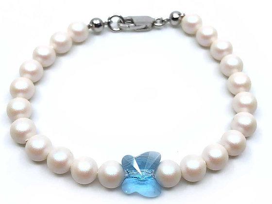 Butterfly Aquamarine SW