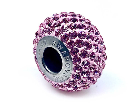 Swarovski Pave Rose Light