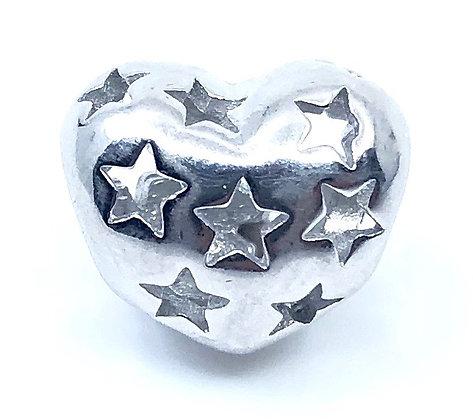 Charm Heart Stars